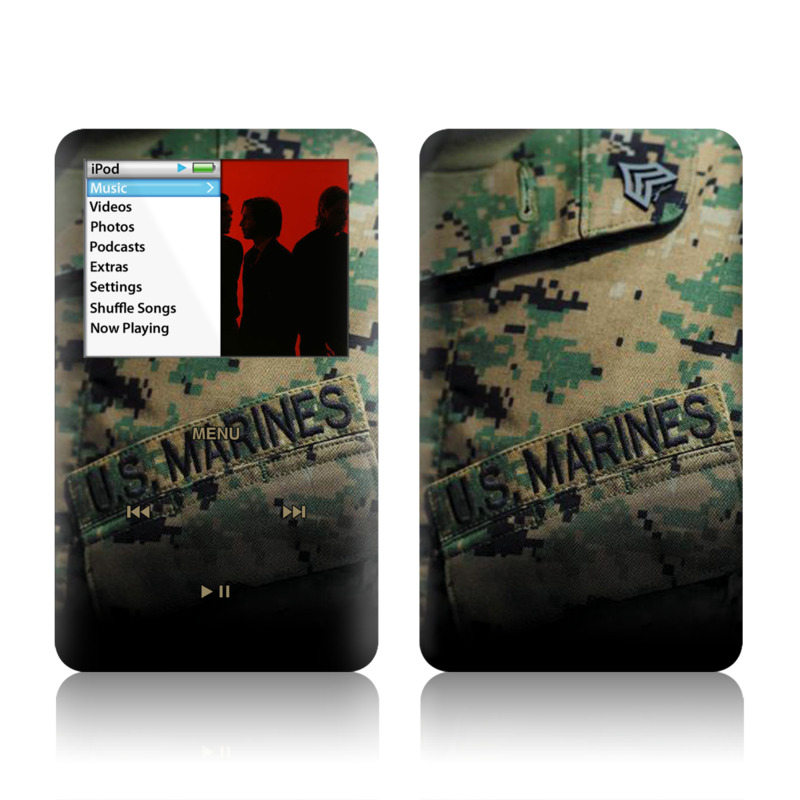 Courage iPod classic Skin