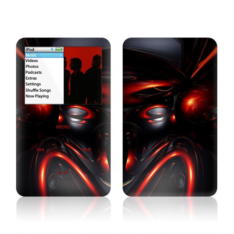 Dante iPod classic Skin