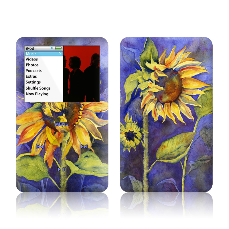 Day Dreaming iPod classic Skin