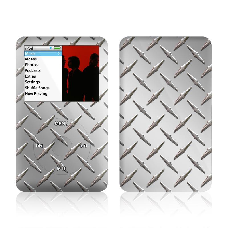 Diamond Plate iPod classic Skin