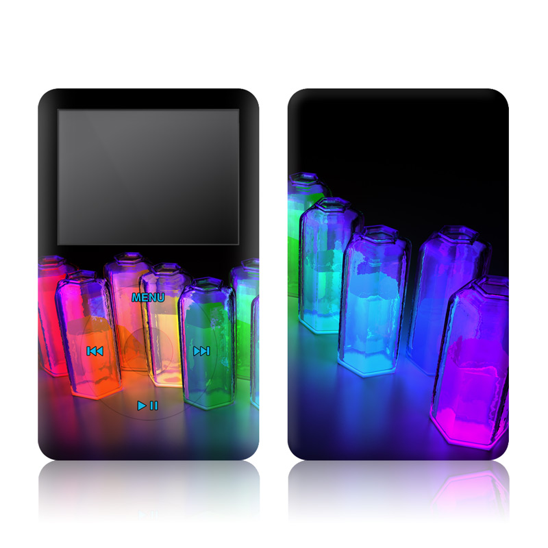 Dispersion iPod classic Skin