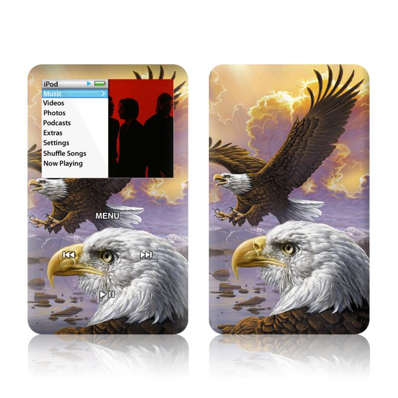 Eagle iPod classic Skin