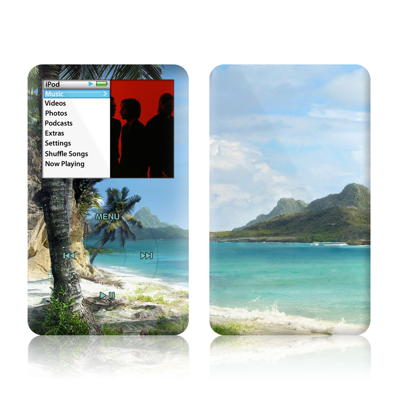 El Paradiso iPod classic Skin
