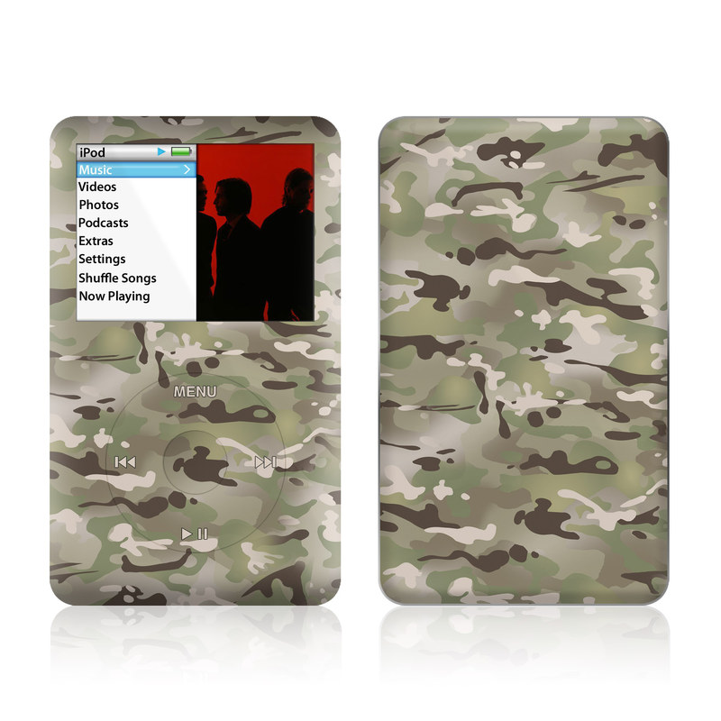 FC Camo iPod classic Skin