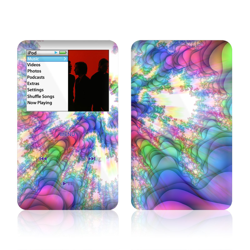 Flashback iPod classic Skin