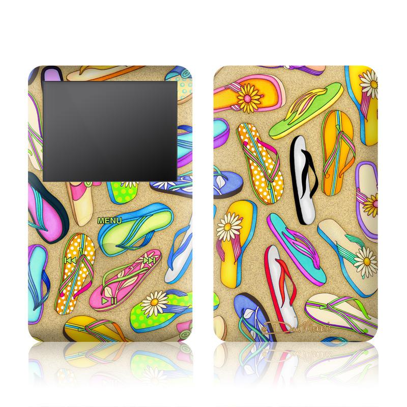 Flip Flops iPod classic Skin