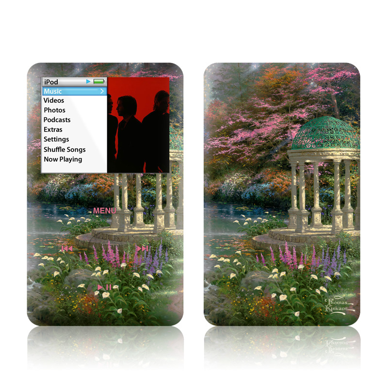 Garden Of Prayer iPod classic Skin