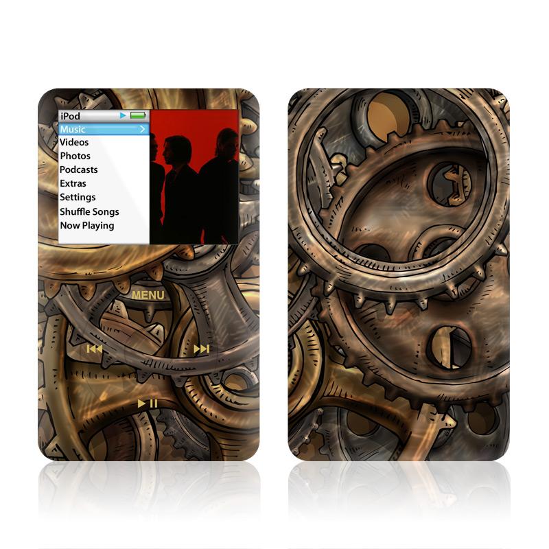 Gears iPod classic Skin