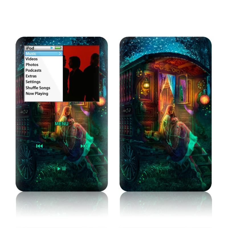 Gypsy Firefly iPod classic Skin