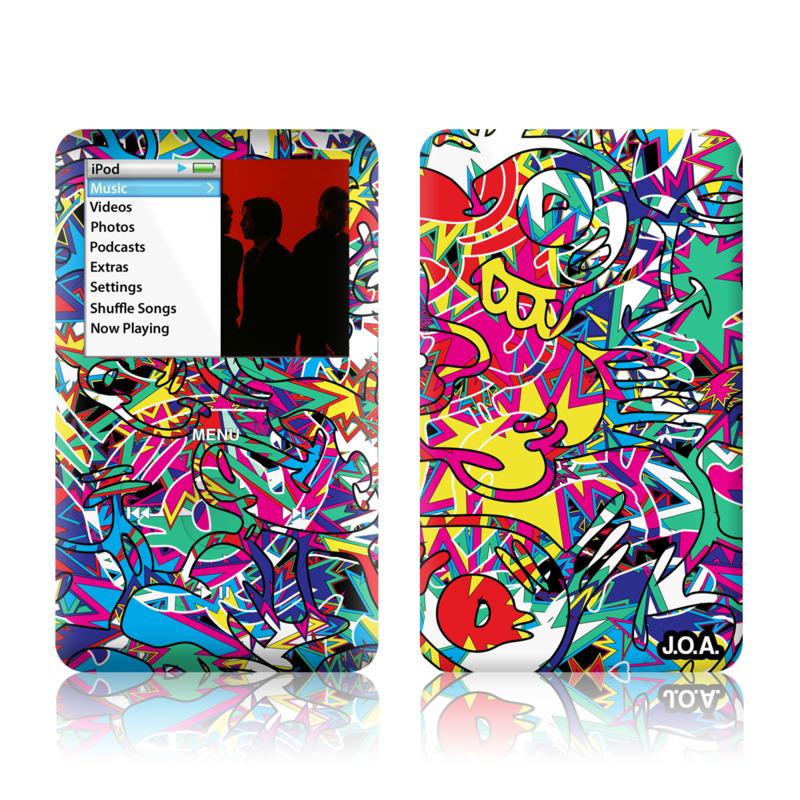 Graf iPod classic Skin