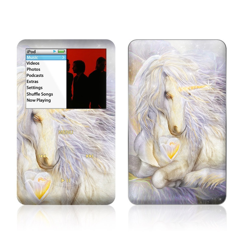 Heart Of Unicorn iPod classic Skin