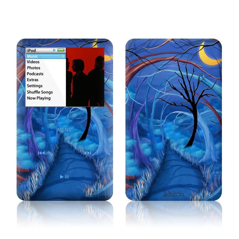Ichabods Forest  iPod classic Skin