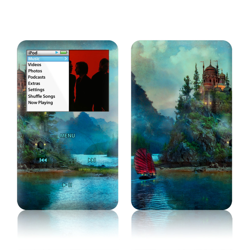 Journey's End iPod classic Skin