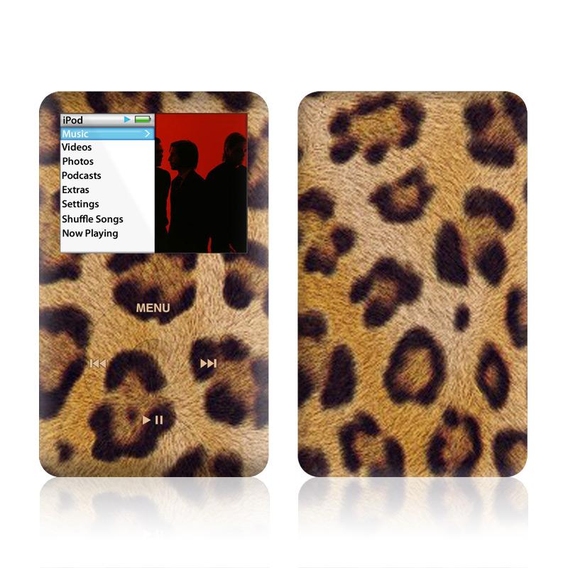 Leopard Spots iPod classic Skin