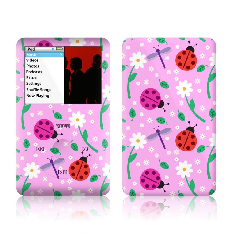 Ladybug Land iPod classic Skin