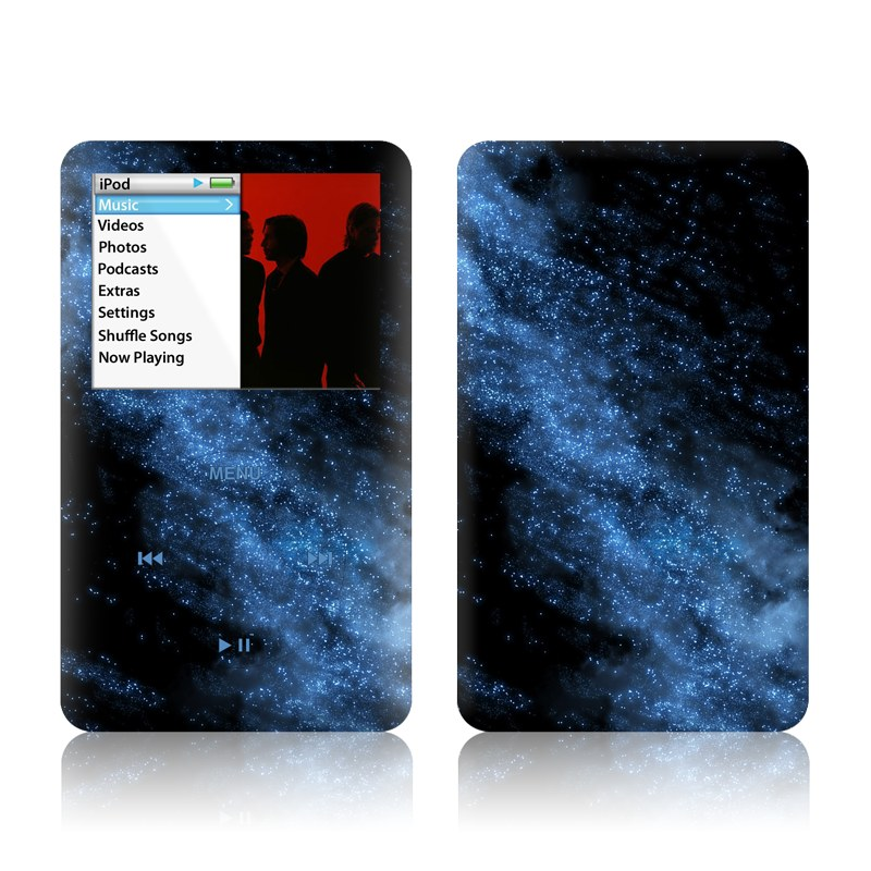 Milky Way iPod classic Skin