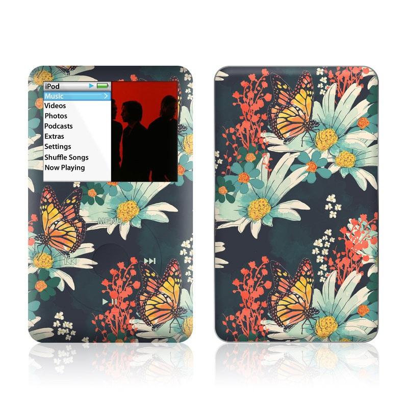 Monarch Grove iPod classic Skin