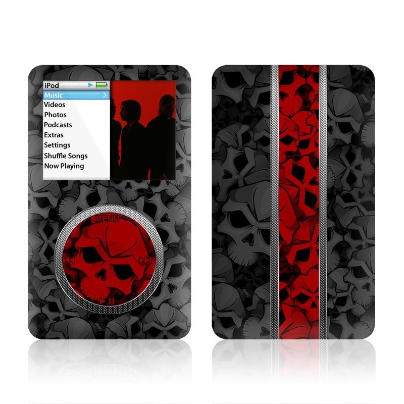 Nunzio iPod classic Skin