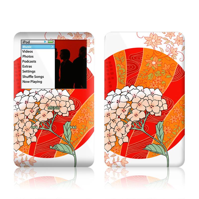 Oriental Daydreams iPod classic Skin