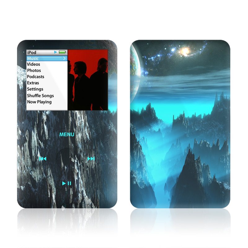 Path To The Stars iPod classic Skin