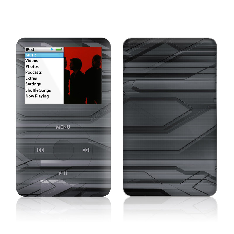 Plated iPod classic Skin