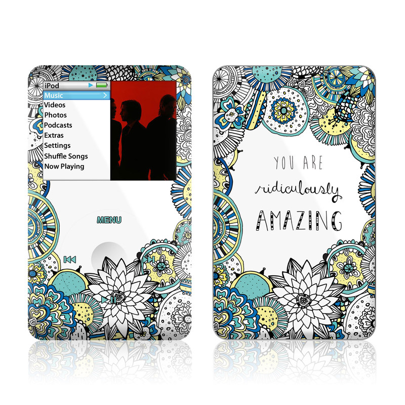 You Are Ridic iPod classic Skin