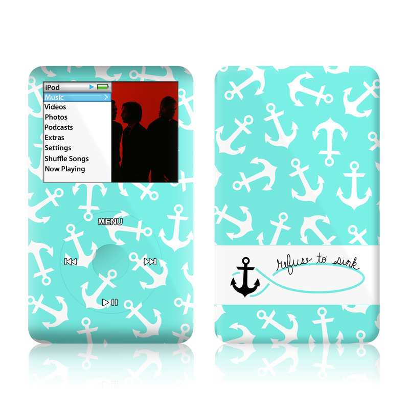 Refuse to Sink iPod classic Skin