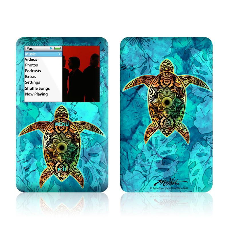 Sacred Honu iPod classic Skin