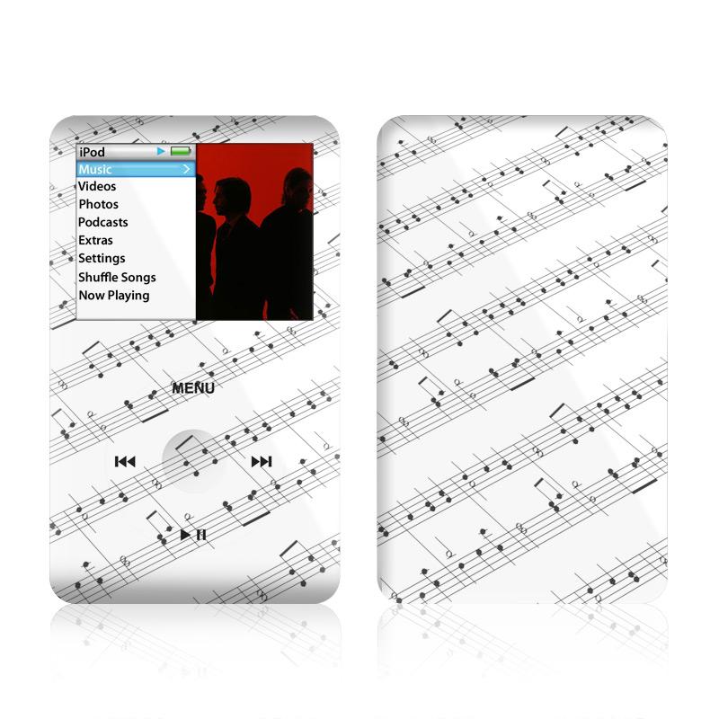 Symphonic iPod classic Skin