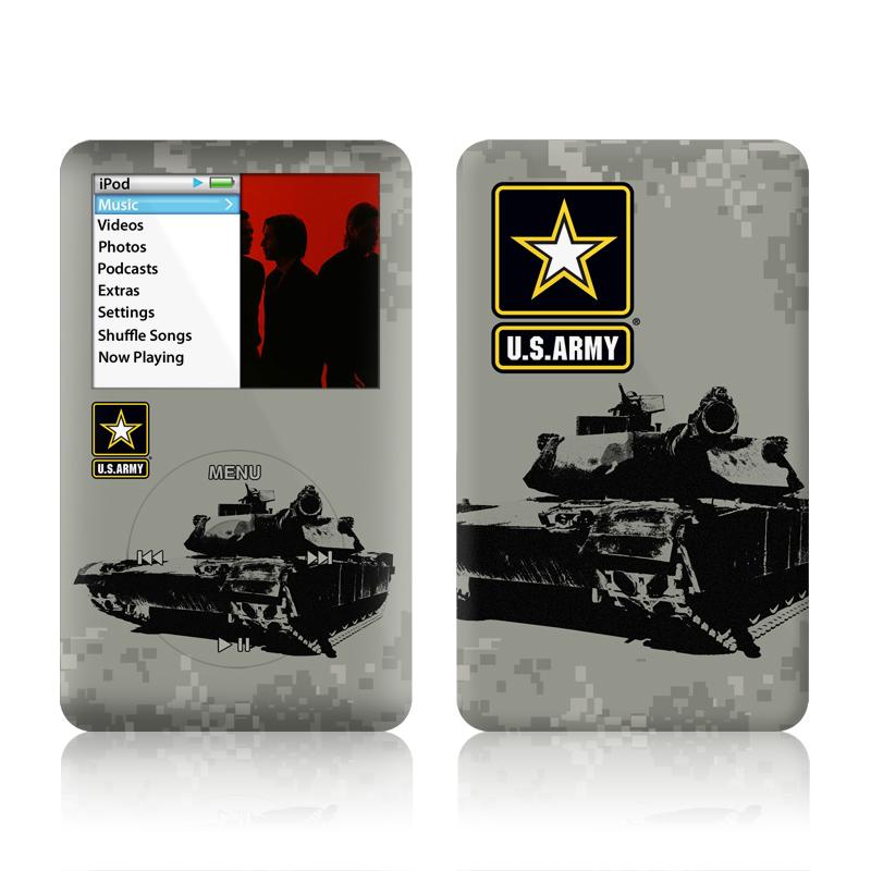 Tank Tuff iPod classic Skin