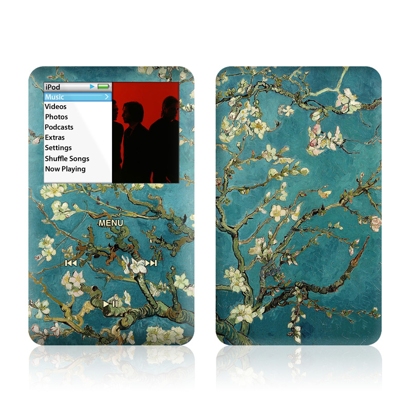 Blossoming Almond Tree iPod classic Skin