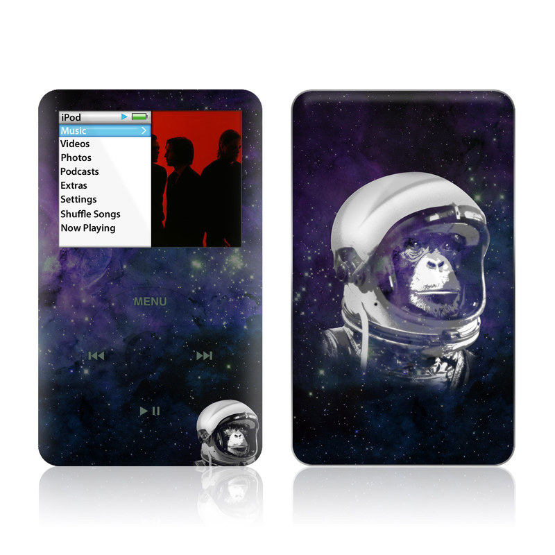 Voyager iPod classic Skin