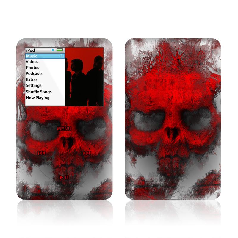 War Light iPod classic Skin