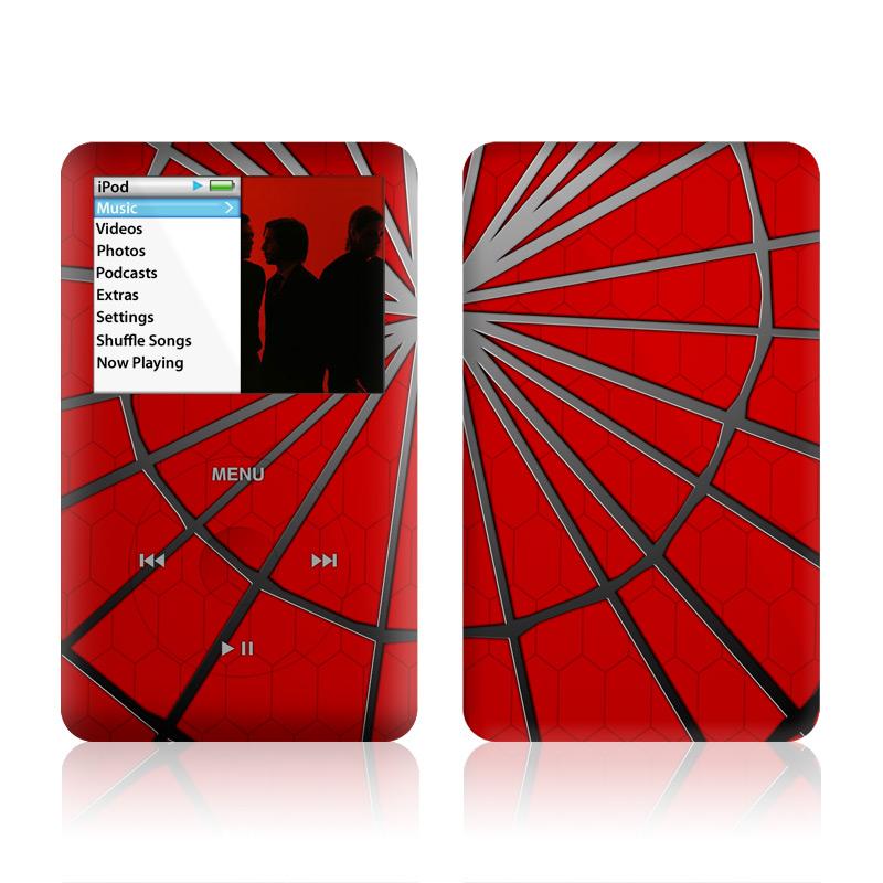 Webslinger iPod classic Skin