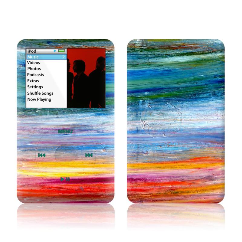 Waterfall iPod classic Skin