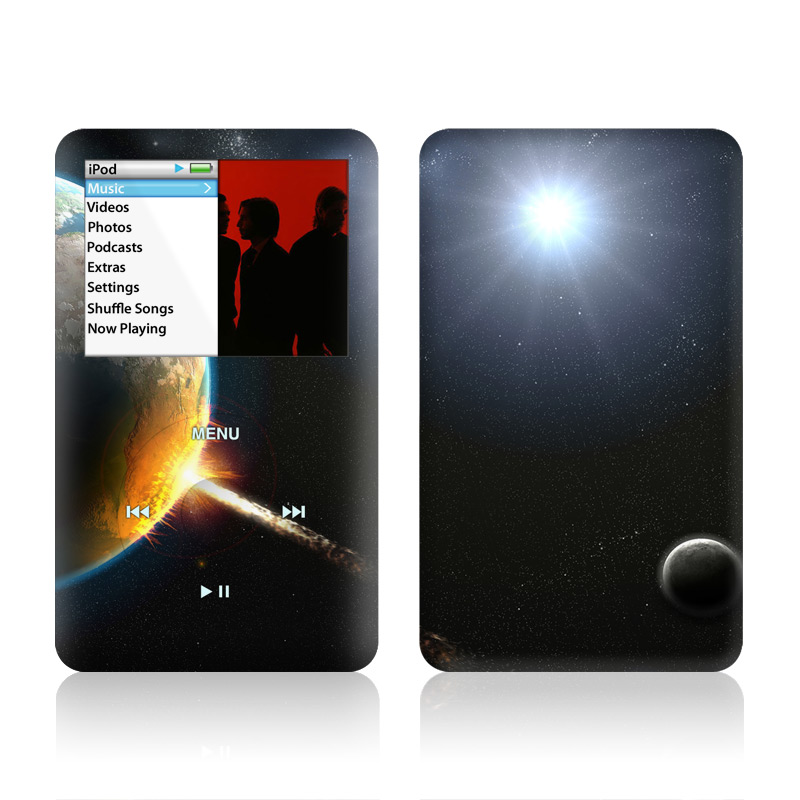 World Killer iPod classic Skin