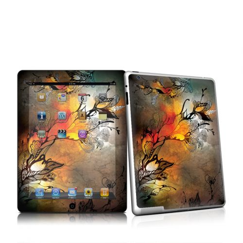 Before The Storm iPad 2 Skin