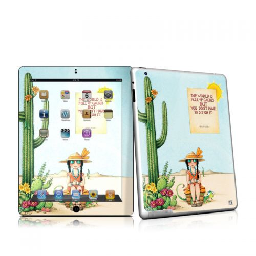 Cactus iPad 2nd Gen Skin