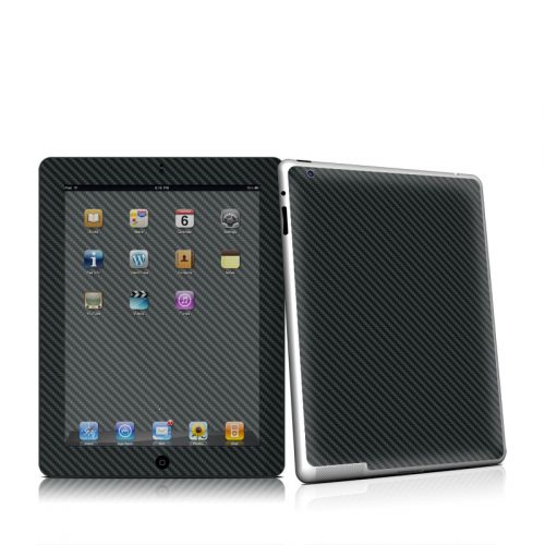 Carbon Fiber iPad 2nd Gen Skin