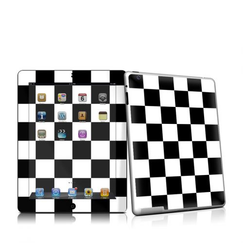 Checkers iPad 2 Skin