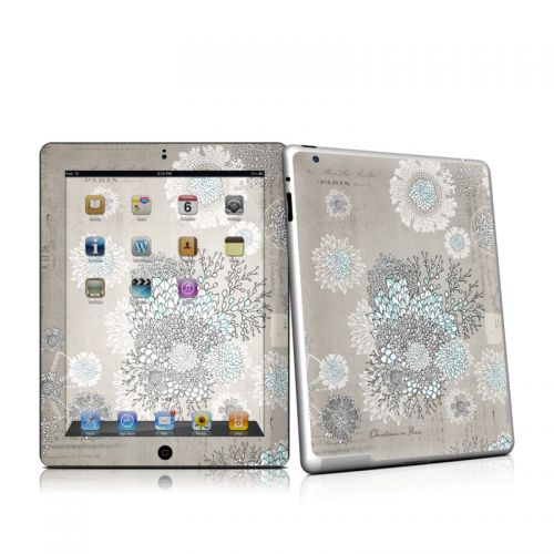 Christmas In Paris iPad 2 Skin