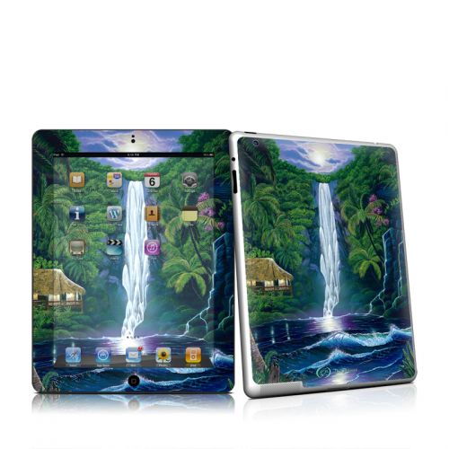 In The Falls Of Light iPad 2 Skin