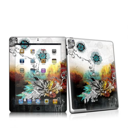 Frozen Dreams iPad 2 Skin
