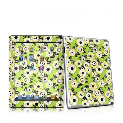 Funky iPad 2nd Gen Skin