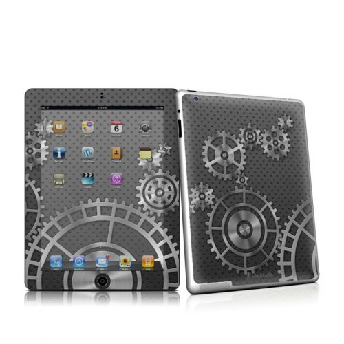 Gear Wheel iPad 2 Skin