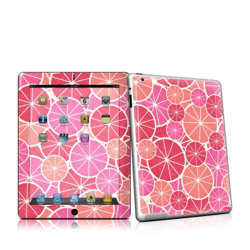 Grapefruit iPad 2nd Gen Skin