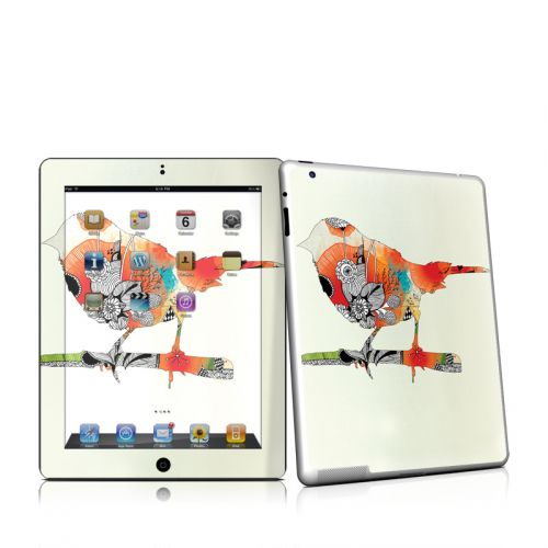Little Bird iPad 2 Skin