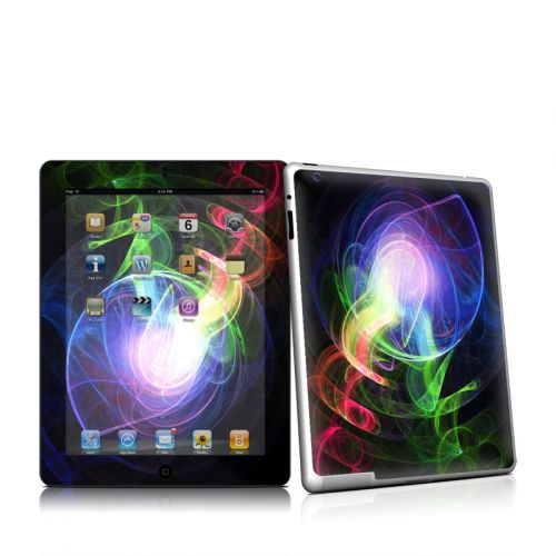 Match Head iPad 2 Skin