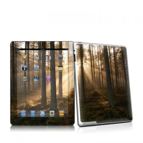 Misty Trail iPad 2 Skin