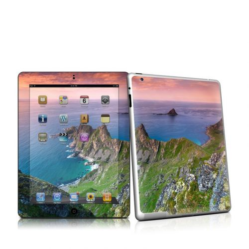 Rocky Ride iPad 2nd Gen Skin